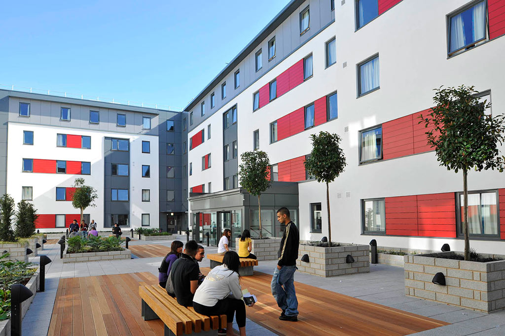 Southampton student accommodation